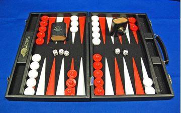 Imagen de Backgammon Grande C/Cub.F/Plas.-518
