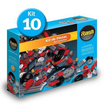 Imagen de Rasti Kit Nº 10 Accesorios