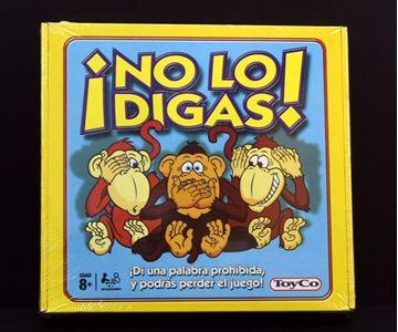 Imagen de No Lo Digas