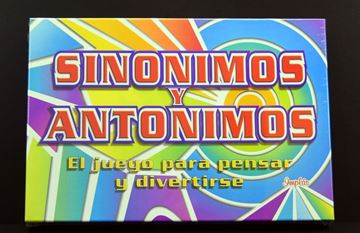 Imagen de Sinónimos Y Antónimos