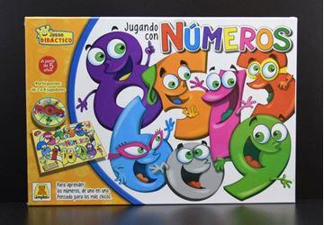 Imagen de Jugando Con Números