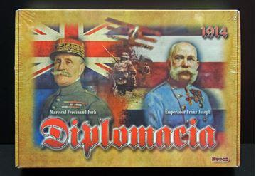 Imagen de 1914 - DIPLOMACIA