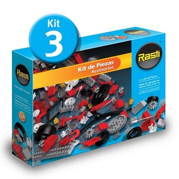 Imagen de Rasti Kit Nº 3 Accesorios