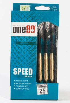 Imagen de Dardos One80 - Bronce 25 Grs