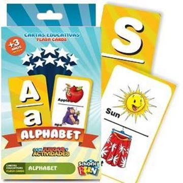 Imagen de Cartas Educativas Alphabet