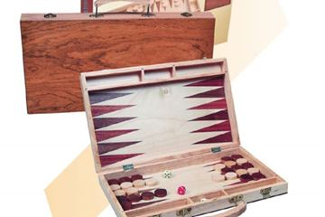 Imagen de Backgammon Caja Color Gt1029