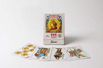Imagen de Naipe Fournier 111 x 40 Cartas-Gigante