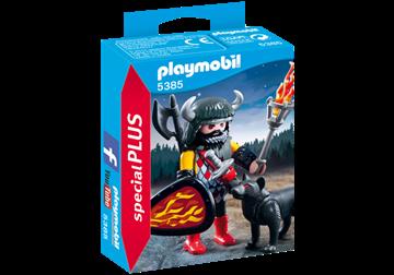 Imagen de Playmobil 5385 - Guerrero Lobo