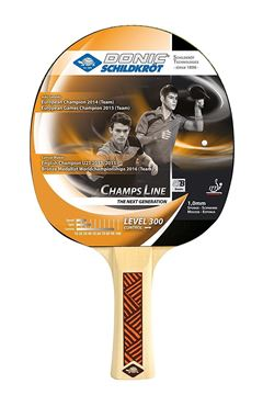 Imagen de Paleta Ping Pong Donic Champs Line 300