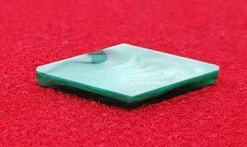 Imagen de Diamante acrilico Verde Rombo