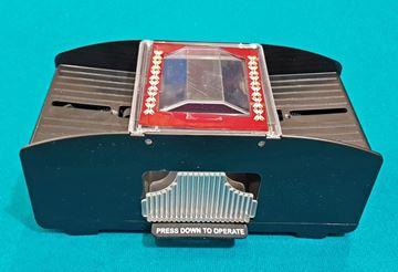 Imagen de Mezclador de cartas automatico