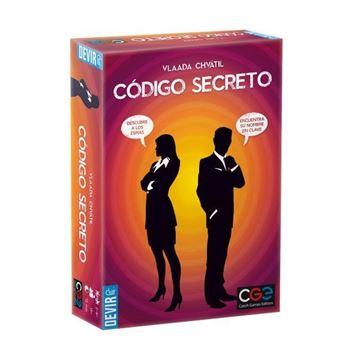 Imagen de CODIGO SECRETO