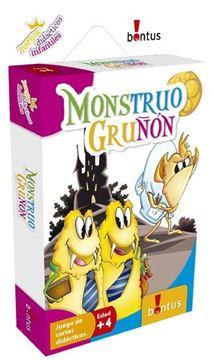 Imagen de Monstruo gruñon