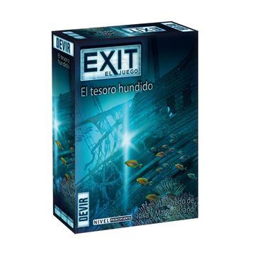 Imagen de EXIT EL TESORO HUNDIDO