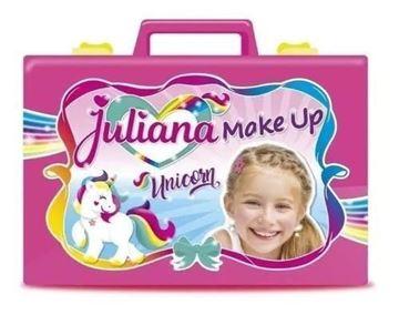 Imagen de Valija Juliana Make Up Unicorn